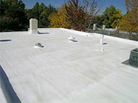 Asphalt Roof Coatings by Schwartz Coatings