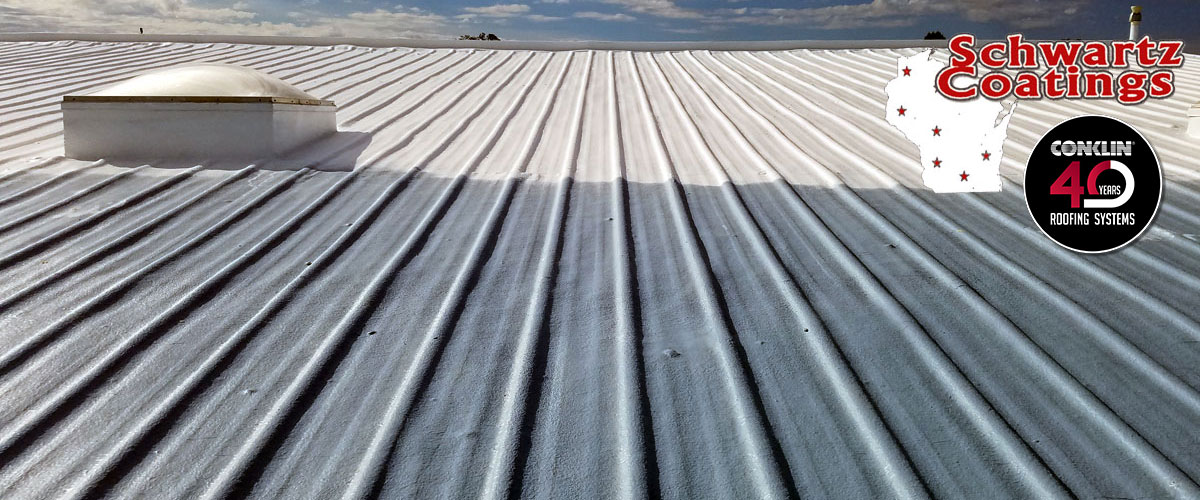 Spray Foam Roof Coatings by Schwartz Coatings